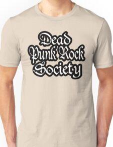 Dead Punk Rock Society Unisex T-Shirt