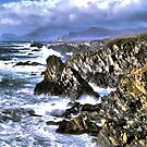 Achill Cliffs by A90Six