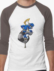 Sly Cooper Men's Baseball ¾ T-Shirt