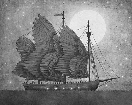 Night Odyssey  by Terry  Fan