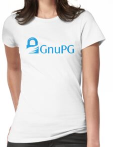 GnuPG Womens Fitted T-Shirt
