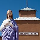 Santa Rita Church, Ghost Town of Riley, NM by Mitchell Tillison