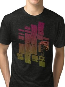 lines are the latest fashion Tri-blend T-Shirt