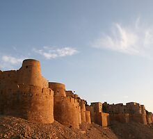 Sand Castle by ardwork
