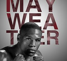 Floyd Mayweather by ches98