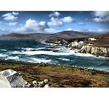 Atlantic Drive Photographic Print