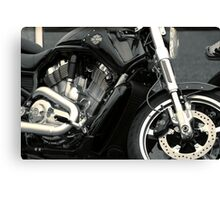 My Ride... I wish! Canvas Print