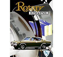 Mazda Rotary RX4 Bridgeport 13B Photographic Print