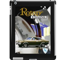 Mazda Rotary RX4 Bridgeport 13B iPad Case/Skin