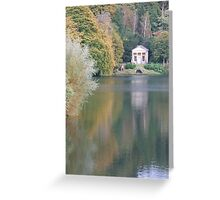 Autunm Trees Greeting Card