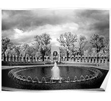 World War II Memorial, Washington, D.C. Poster