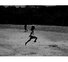 Leaping Photographic Print