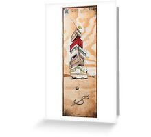 Hook Line & Sinker Greeting Card