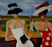 Lets have a flutter at the races by wendy kernan