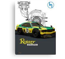 Mazda Rotary RX3 Savanna GT  Canvas Print