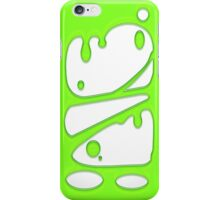 Slimey Green iPhone Case/Skin