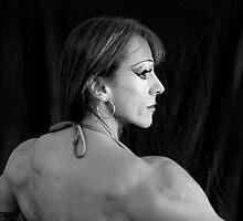 Kerrie (Back) by John Douglas