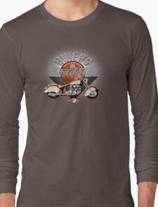 bikers roadside Long Sleeve T-Shirt