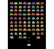 Fashionable Invaders Photographic Print