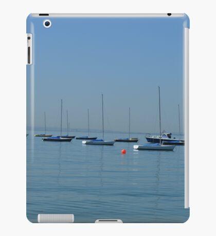Serenity Of Still Water iPad Case/Skin