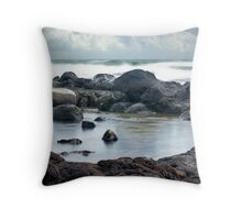 Mystic Ocean Throw Pillow