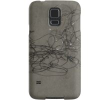 Steel Ephemeral Sculpture Samsung Galaxy Case/Skin