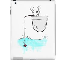 Fishing love... iPad Case/Skin