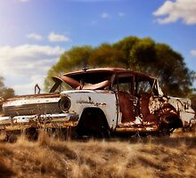 Ej Holden 1963/64 - Seen better days by CarlaMarie  Photography