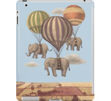 Flight of The Elephants  iPad Case/Skin