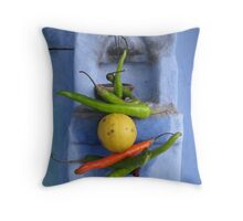 Offering to the Gods Throw Pillow
