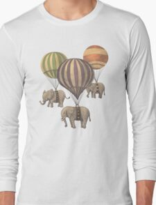 Flight of the Elephants Long Sleeve T-Shirt