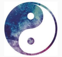 Yin Yang Space by SpecialToffee