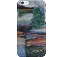 Landscape - quadtych iPhone Case/Skin