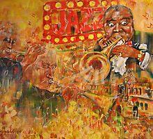 Jazz by Reynaldo