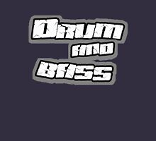 Drum and bass t-shirt by DVDclothing.com Unisex T-Shirt