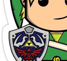 Link (Demonoid) Sticker