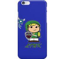 Link (Demonoid) iPhone Case/Skin