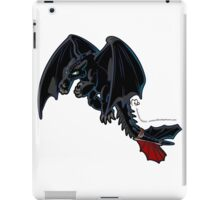 Toothless - Night Fury COLOUR iPad Case/Skin