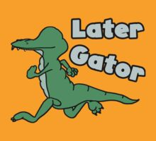 Later Gator by rosydesigns