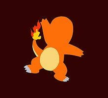Charmander by dauwdruppel