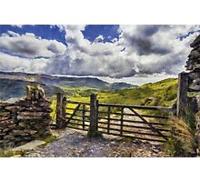 Gateway To Freedom Photographic Print