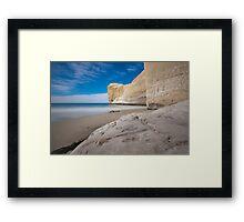 Tunnel Beach 2 Framed Print