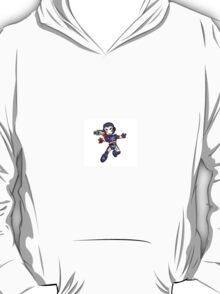 Blue Armed Bot T-Shirt