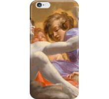 Simon Vouet - Model for Altarpiece in St. Peters2 iPhone Case/Skin