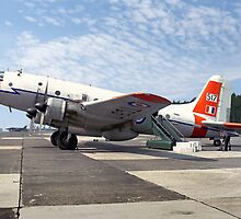 Handley Page Hastings T.5 TG517  by Colin Smedley