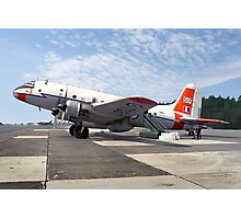 Handley Page Hastings T.5 TG517  Photographic Print