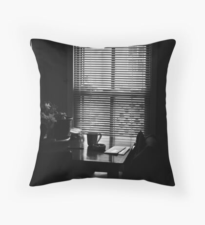 Afternoon Quiet Throw Pillow
