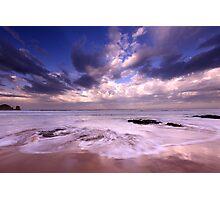 Cape Woolamai Beach, Philip Island, Australia Photographic Print