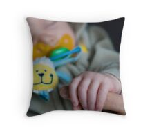 A Precious Moment Throw Pillow