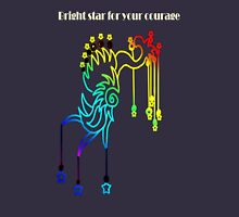 Bright Star For Your Courage  Womens Fitted T-Shirt